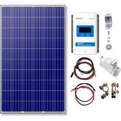Solární nabíječka EPsolar 280Wp s MPPT